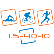 1.5 - 40 - 10 Olympische Distanz Triathlon Trainingsplan