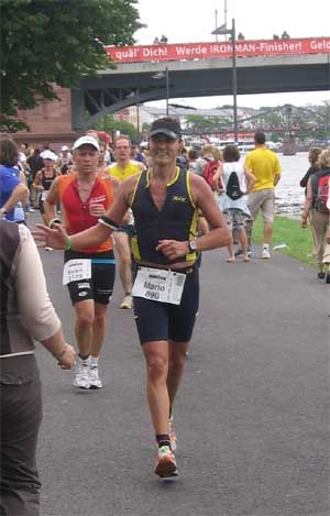 Ironman Frankfurt Training