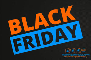 Trainingsplan-Triathlon Black Friday Deal